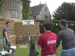 Village fete fun