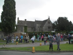 British countryside fete