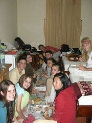 Hostel advice - our dos and donts