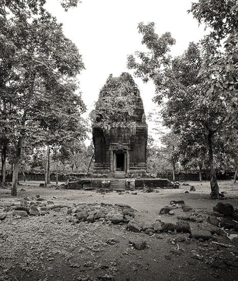 Angkor Wat temple tour with Cox and Kings