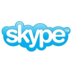 Use Skype to keep in touch