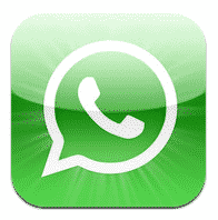 whatsapp application for instant messaging