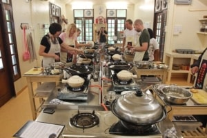 Cooking school in Penang Malaysia