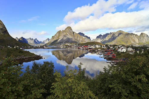 places to visit in norway Lofoten Islands