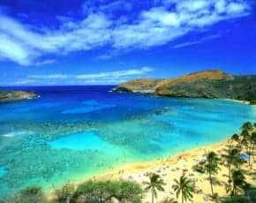 places to get a tan in Hawaii