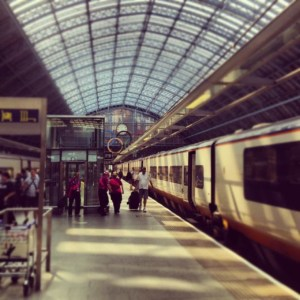 St Pancras to Brussels
