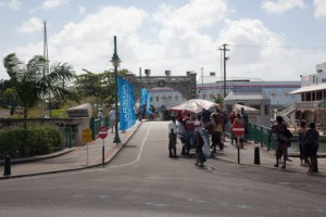 Bridgetown guided walk tour