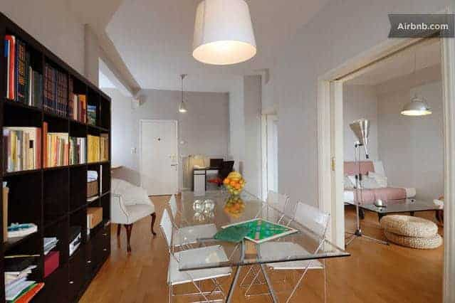 holiday apartments in Athens Greece