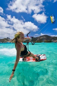 where to go Kite Surfing