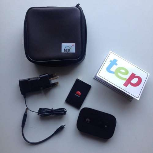 TEP Wireless product review