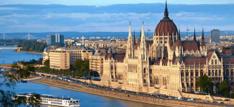 Why live in Budapest