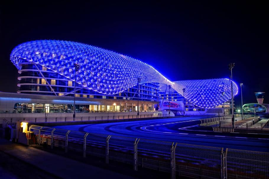 How long to stay in Abu Dhabi