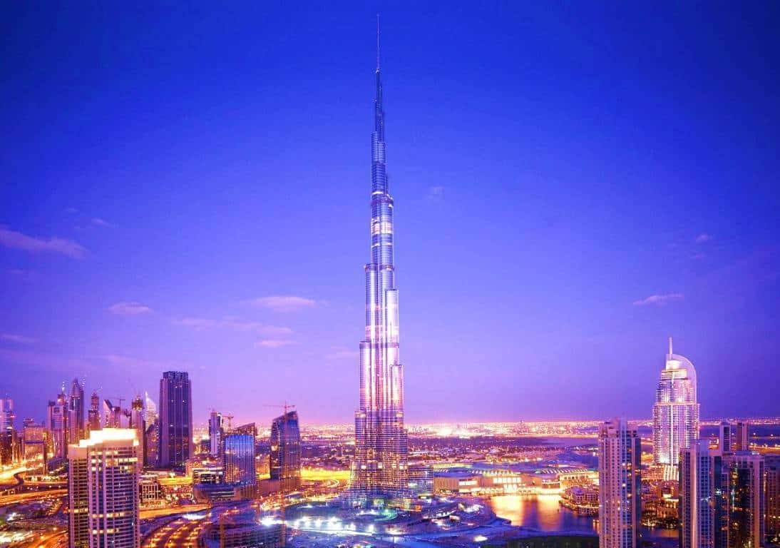 Burj Khalifa most expensive property in the world