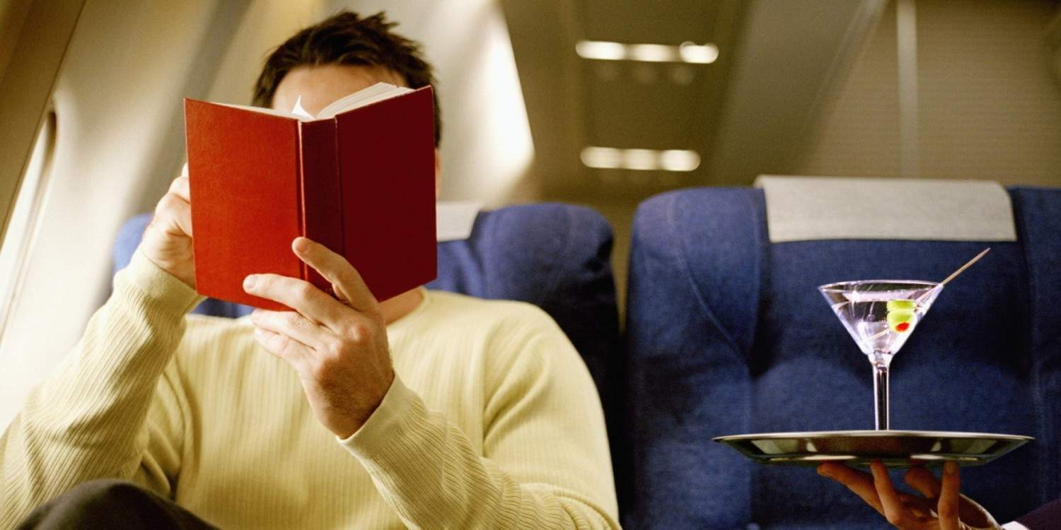 How to get upgrade on flight