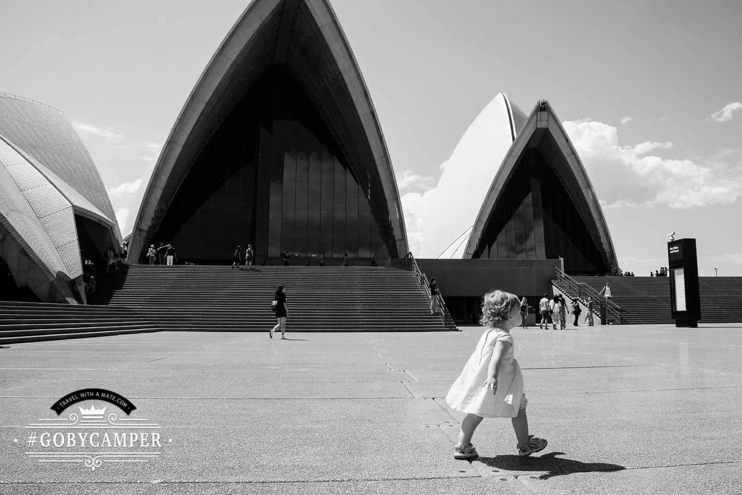 Dharma at the Sydney Opera House