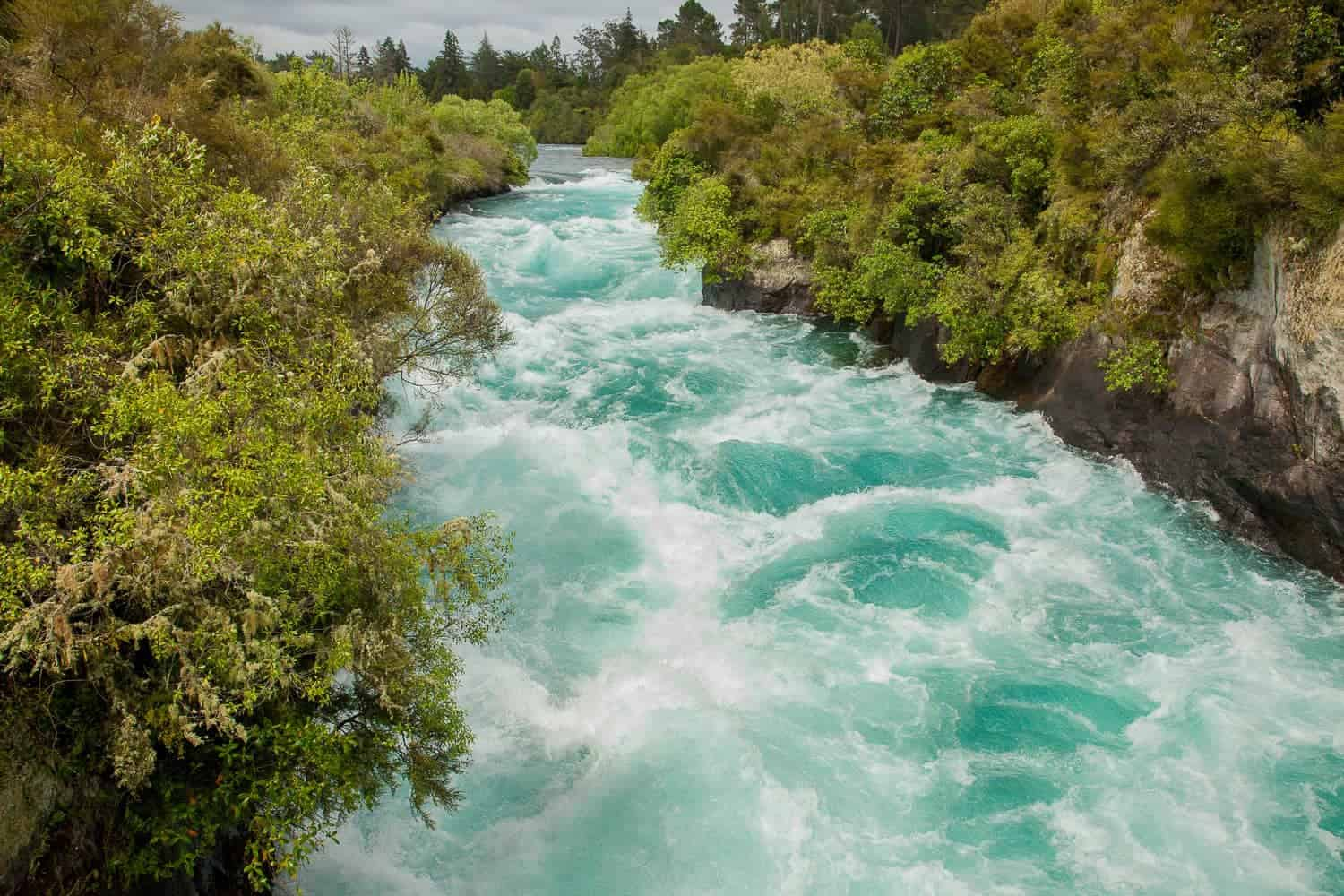 Huka Falls review