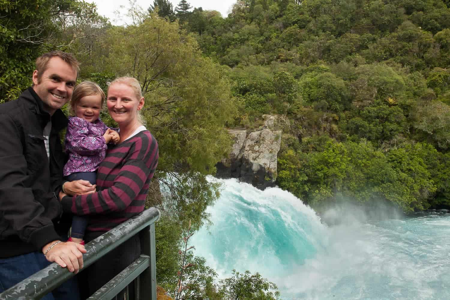 Visiting Taupo New Zealand review