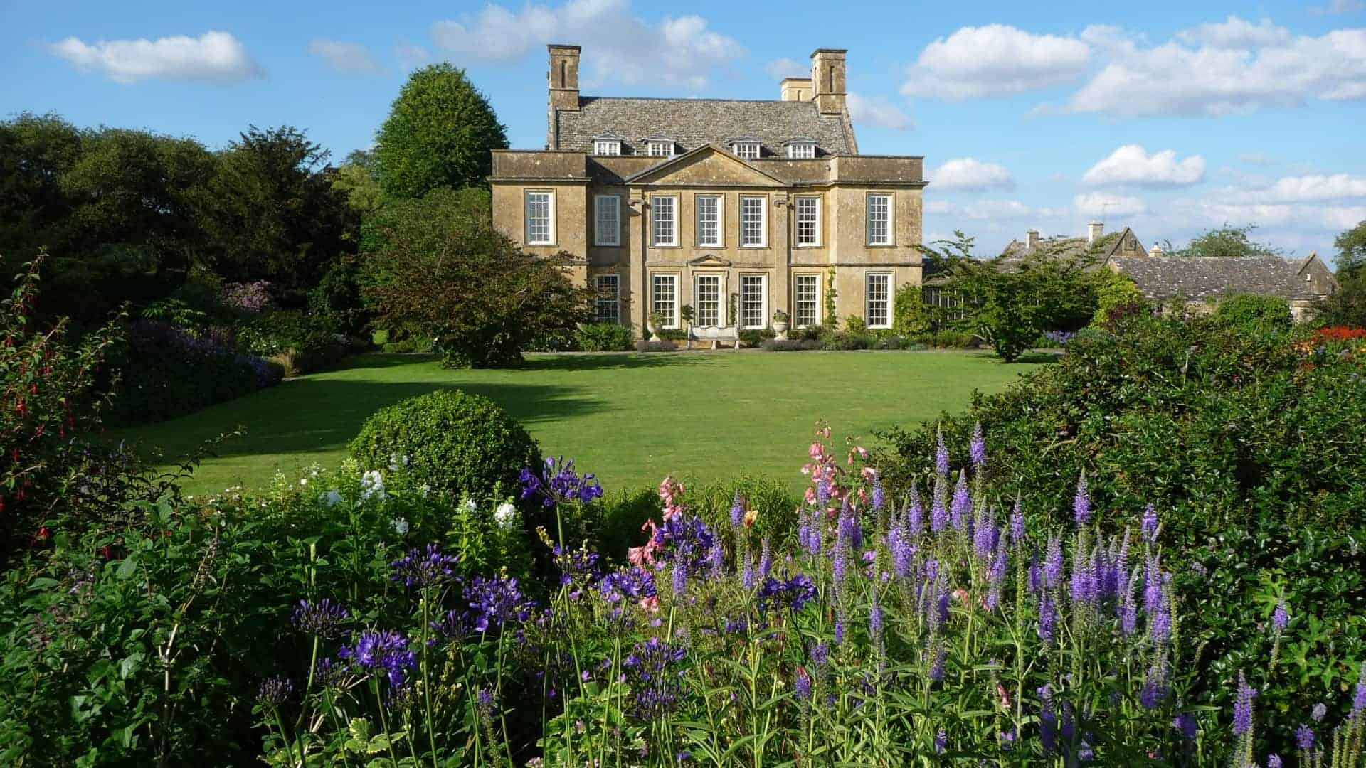 Bourton House and Garden