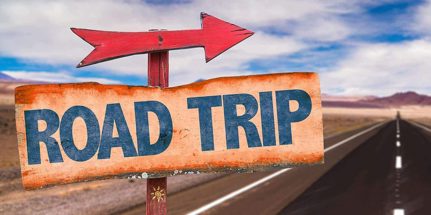 reasons for road trip with friends