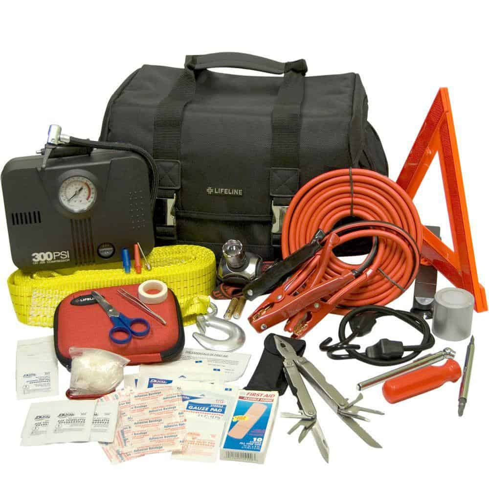road safety emergency kit