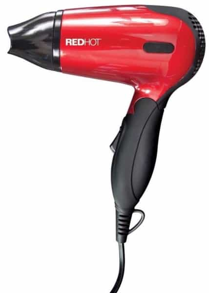 cheapest hair dryer for travel