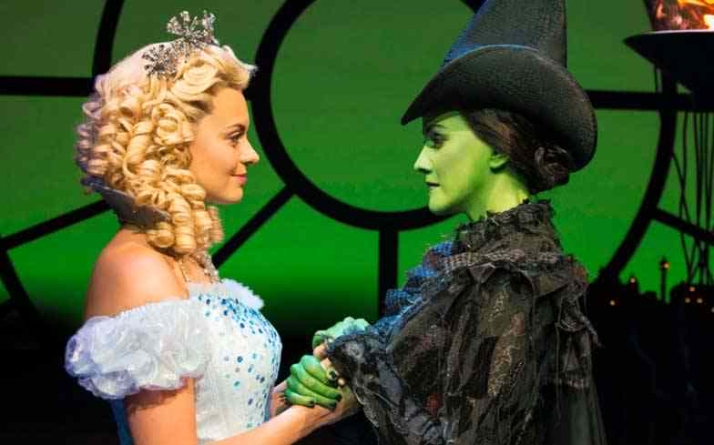 Wicked west end tickets 2018