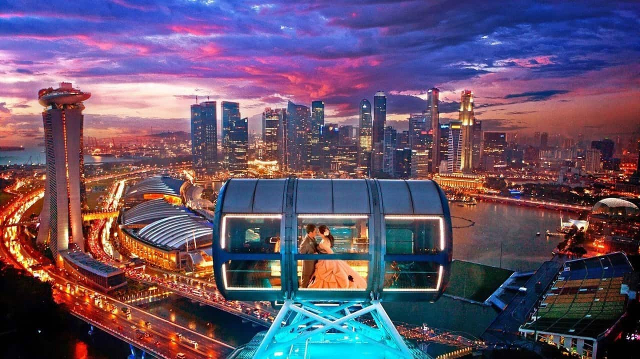 Views of Singapore