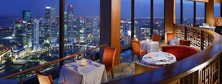 Best views in Singapore
