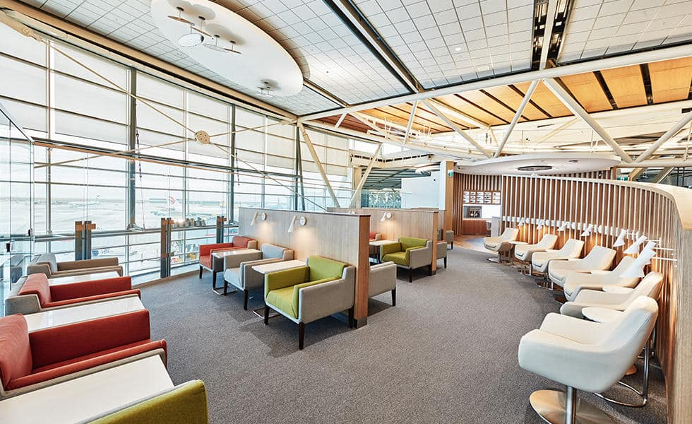 which airport lounge to book